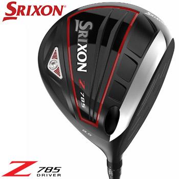 ダンロップ スリクソン 2018 Z 785 ドライバー US仕様 PROJECT X HZRDUS BLACK 65 - HAND CRAFTED カーボンシャフト 【SRIXON Driver Golf ゴルフ Z785】