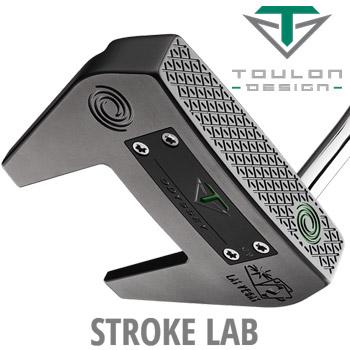 オデッセイ パター 2019 Toulon Design Las Vegas  STROKE LAB パター US仕様 [Odyssey トゥーロン デザイン ストロークラボ ラスベガス]