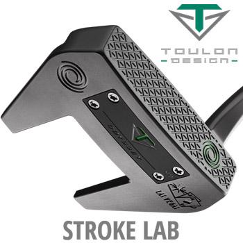 オデッセイ パター 2019 Toulon Design Las Vegas H7  STROKE LAB パター US仕様 [Odyssey トゥーロン デザイン ストロークラボ ラスベガス ショートスラント]