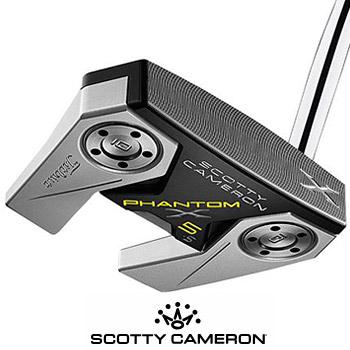 スコッティキャメロン 2019 PHANTOM X 5.5 パター US仕様 [SCOTTY CAMERON マレット ファントムX 5.5 ゴルフ]