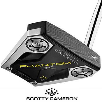 スコッティキャメロン 2019 PHANTOM X 7.5 パター US仕様 [SCOTTY CAMERON マレット ファントムX 7.5]