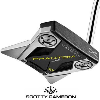 スコッティキャメロン 2019 PHANTOM X 12 パター US仕様 [SCOTTY CAMERON マレット ファントムX 12 ゴルフ]