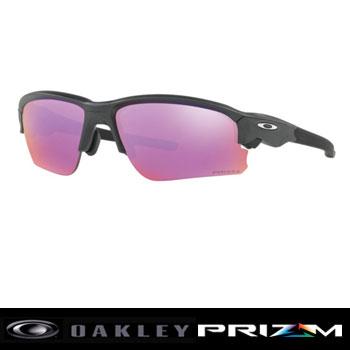 オークリー FLAK DRAFT PRIZM GOLF (ASIA FIT) サングラス OO9373-0470Stee/Prizm Golf【Oakley フラックドラフト アジアンフィット プリズム】