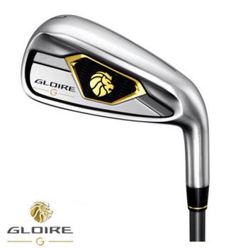 テーラーメイド GLOIRE G アイアン 5本セット(#6~PW) 日本仕様 GL5000 カーボンシャフトN.S. PRO 830GH スチールシャフト [Taylormade グローレジー Irons】