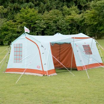 CHUMSブービーツールームコヤテント4 CH62-1077 [チャムス Booby Two Room Koya Tent 4]