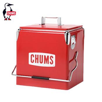 CHUMSスチールクーラーボックス CH62-1128  [チャムス Steel Cooler Box アウトドア]【あす楽対応】
