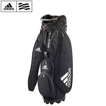 アディダス 2017スタンドキャディバッグ5 AWT08  9型 47インチ対応[adidas ゴルフ ]【あす楽対応】