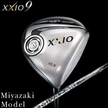 ダンロップ XXIO 9 ドライバー Miyazaki Model Miyazaki Melas カーボンシャフト[ ゼクシオ ナイン DRIVER ]