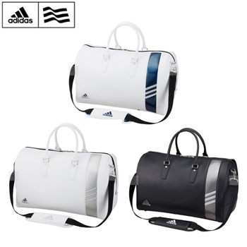 アディダス 2017ピュアメタルボストンバッグ 2 AWT82[Adidas BAG]