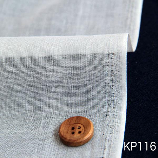 09/02≪32回目≫再入荷!柔らかく、目が細かく、しなやかな接着芯。 接着芯 (KP116) ハイモ布接着芯 初心者お奨め接着芯(普通接着) 50cm単位