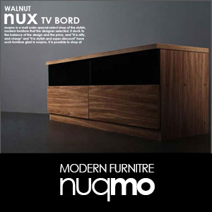 シンプルモダンリビングシリーズ nux【ヌクス】テレビボード