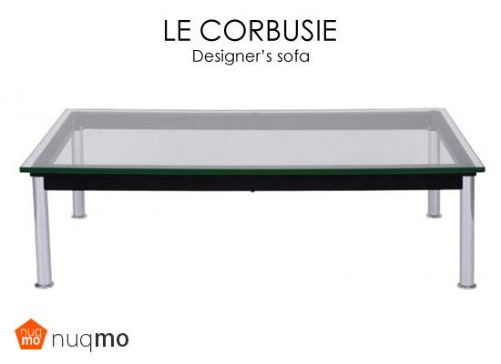 ル・コルビジェLC10テーブル120