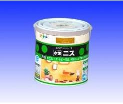 ☆木目を生かした美しい仕上がり☆ 贈り物 水性ニス 日本製 0.7L - アサヒペン
