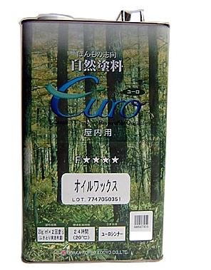 日本に ユーロオイルワックス  14L - 大阪塗料工業 -, コイシワラムラ f024cddf