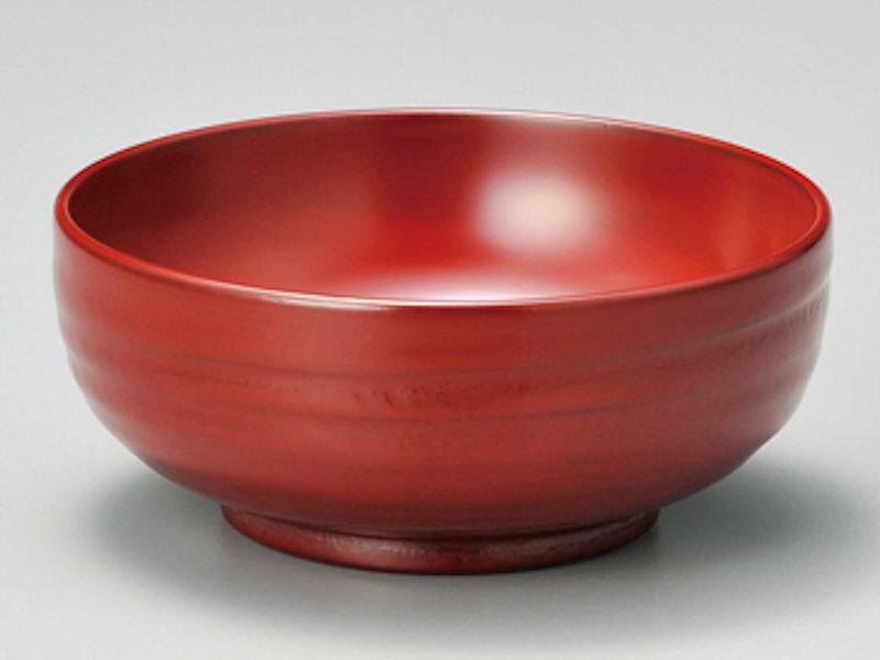 木製 スープ椀 越前漆器 お椀 地の粉 古代朱塗り 漆塗り くりぬき 越前塗り 1個【ギフト】