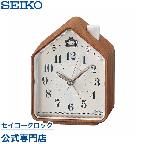 正規品 37%Off セイコー SEIKO ピクシス 日本メーカー新品 目覚まし時計 置き時計 おしゃれ SEIKOギフト包装無料 おすすめ特集 セイコークロック NR444A セイコー目覚まし時計 あす楽対応 静か 鳥の鳴き声 音がしない 音量調節 母の日 セイコー置き時計 スイープ ギフト