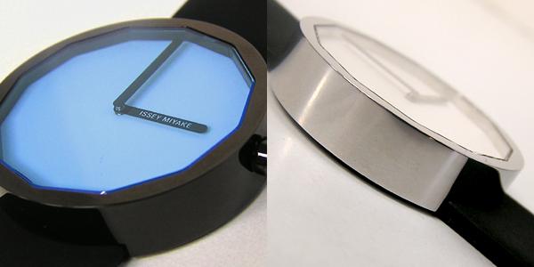 【国内正規品】【ギフト包装無料】イッセイミヤケ ISSEY MIYAKE トゥエルブ TWELVE 深澤直人 メンズ レディース 腕時計 NY0P001 レザーベルト ダークブルー|腕時計  腕時計 腕時計
