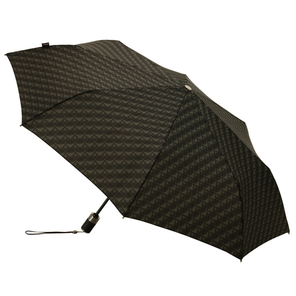 クニルプス Knirps men folding umbrella KNF875-489-1 NIMBUS Duomatic parasol small size light weight fair or rainy weather combined use nimbus collection black fs04gm