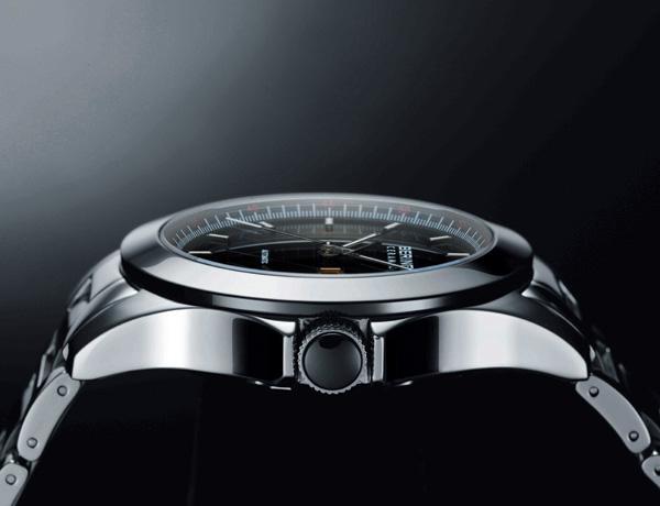 白令BERING人手表31341-749自动陶瓷器自动卷发电式SS金属皮带10气压防水陶瓷器、|手表手表