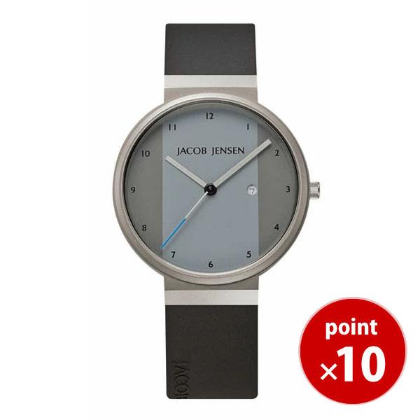 【国内正規品】【ギフト包装無料】ヤコブイェンセンJACOB JENSEN New メンズ 腕時計 731 シリコンラバーベルト|腕時計 時計 うでどけい 腕時計【あす楽対応】【送料無料】|腕時計 腕時計