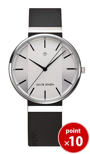 【国内正規品】【ギフト包装無料】ヤコブ・イェンセンJACOB JENSEN New メンズ 腕時計 JJ737 シリコンラバーベルト|腕時計 時計 うでどけい ウォッチ メンズ 腕時計 おしゃれ【送料無料】