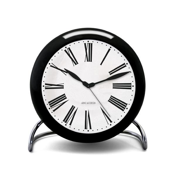 【アルネヤコブセン】【Table Clock】 ローマン1939 43671 【正規品】【送料無料】