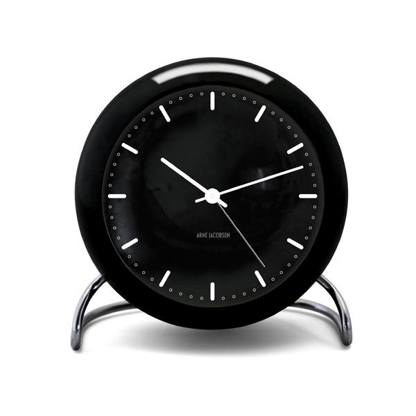 【名入れ無料】 【アルネヤコブセン】【Table Clock】 HALL2011 CITY Clock】 HALL2011 43673 43673【正規品】【送料無料】, 激安本物:46442d38 --- business.personalco5.dominiotemporario.com