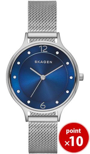 【国内正規品】【ギフト包装無料】スカーゲン SKAGEN レディース ANITA 腕時計 SKW2307 Steel Ladies メッシュベルト あす楽対応 【送料無料】