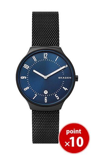 【国内正規品】【ギフト包装無料】【2018夏新着】スカーゲン SKAGEN メンズ GRENEN 腕時計 SKW6461 Steel Mens メッシュベルト 【あす楽対応】【送料無料】