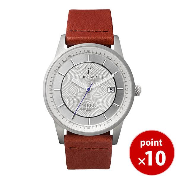 【国内正規品】【ギフト包装無料】トリワ TRIWA メンズ 腕時計 NIBEN STIRLING NIST101-CL010212 レザーベルト 正規品 送料無料|腕時計 おしゃれ 革 レザー カジュアル 男性 女性