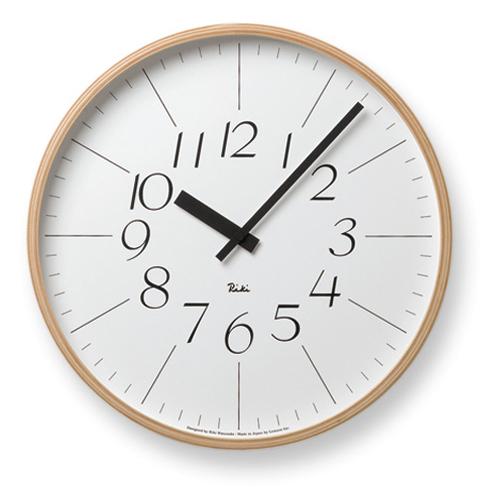 【ご用命後お届け予定をご回答】RIKI CLOCK WR-0312L Lサイズ 【正規品】【送料無料】