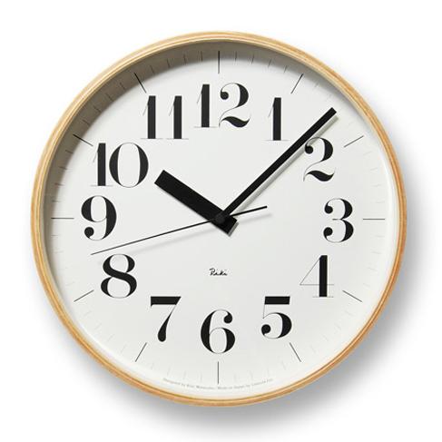 入荷中 【ご用命後お届け予定をご回答】RIKI WR08-27 CLOCK 電波クロック Lサイズ WR08-27 Lサイズ【正規品 電波クロック】【送料無料】, パウワウRT代官山:e187d5d0 --- fabricadecultura.org.br