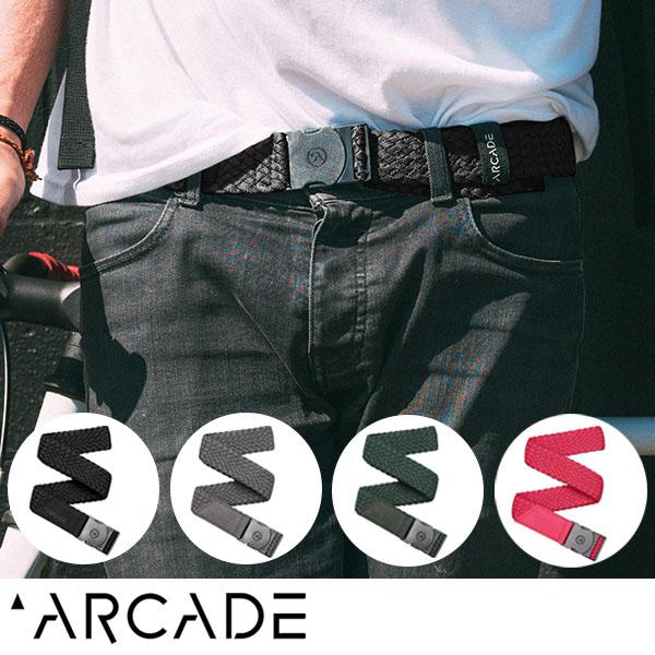 Arcade Futureweave Vapor Belt Grey One Size