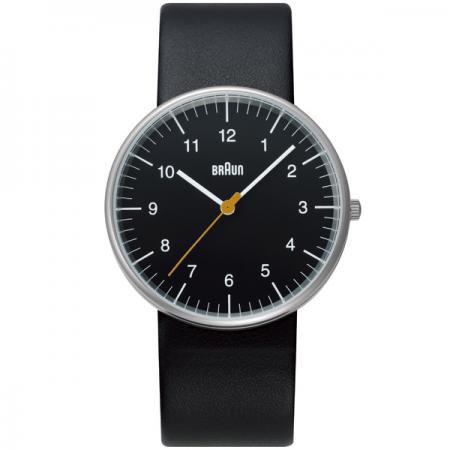 ブラウン BRAUN メンズ 腕時計 BNH0021BKBKG レザーベルト 【正規品】【送料無料】