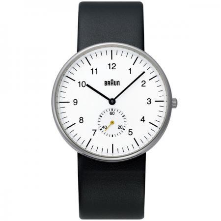 ブラウン BRAUN メンズ 腕時計 BNH0024WHBKG スモールセコンド レザーベルト 腕時計 うでどけい ウォッチ メンズ おしゃれ【正規品】【送料無料】