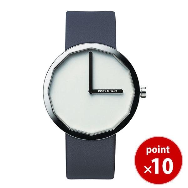 【国内正規品】【ギフト包装無料】イッセイミヤケ ISSEY MIYAKE トゥエルブ TWELVE 深澤直人 メンズ レディース 腕時計 NY0P001 レザーベルト ダークブルー 腕時計 腕時計 腕時計【送料無料】