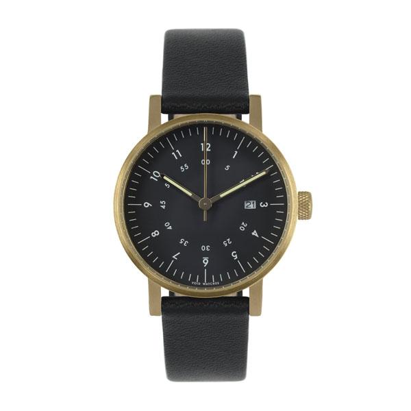 【国内正規品】【ギフト包装無料】【ヴォイド】 【VOID】 腕時計 VID020041 ユニセックス メンズ・レディース兼用 レザーストラップ 【送料無料】