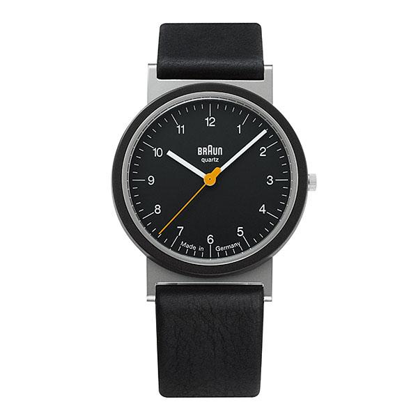 ブラウン BRAUN メンズ 腕時計 AW10 復刻 ドイツ製 レザーベルト 【正規品】【送料無料】