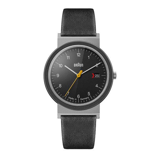 【今だけ30%Off】ブラウン BRAUN メンズ 腕時計 AW10EVO 復刻 ドイツ製 レザーベルト 【正規品】【送料無料】