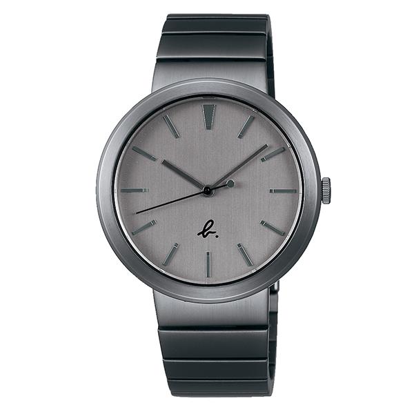 【国内正規品】 アニエスベー agnes b. 時計 腕時計 38mm シルバー FCRK984 メンズ アニエス・ベー アニエスb. COOL PAIR MODEL 【送料無料】