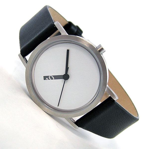 【国内正規品】【ギフト包装無料】ノーマルタイムピーシズ 【Normal Timepieces】 エクストラノーマル Extra Normal NML020074 径32mm レザーバンドモデル 【送料無料】