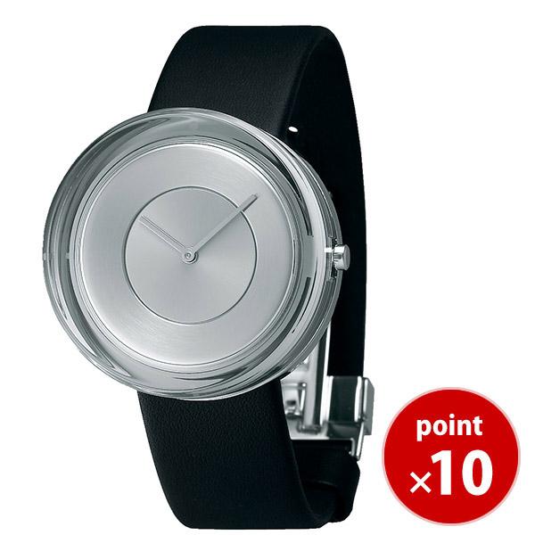【国内正規品】【ギフト包装無料】 イッセイミヤケ ISSEY MIYAKE 腕時計 Glass Watch ガラスウォッチ 吉岡徳仁 メンズ ステンレススチール レザー NYAH001 【送料無料】