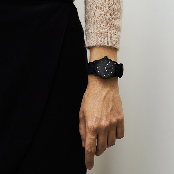 TID watches ティッド TID腕時計用ベルト Nato Wristbands NATOベルト ナイロンベルト 22mm ブラック TID-BELT-NBK 腕時計 ウォッチ 替えベルト ナイロンストラップ 正規品 あす楽対応