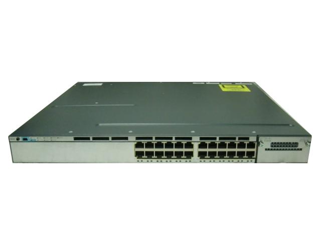 【中古】Cisco Catalyst Catalyst 3750X-24T-S 3750X-24T-S【中古】Cisco (WS-C3750X-24T-S), 子供服のキイロイキ:55412aee --- data.gd.no