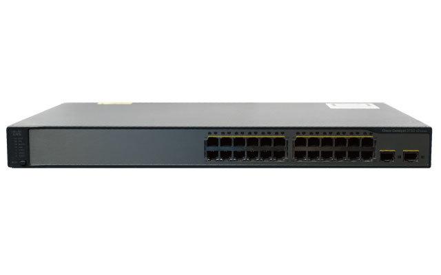 通販 Cisco Catalyst3750V2-24TS-E WS-C3750V2-24TS-E【中古 Cisco】, プレミ屋@本舗:0e946e82 --- ges.me