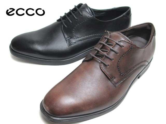 【あす楽】エコー ECCO MELBOURNE Plain Toe Tie 621634 プレーントゥレースアップ ビジネスシューズ メンズ 靴
