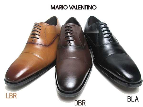 【あす楽】マリオバレンチノ MARIO VALENTINO MR8041 ラグジュアリードレス 内羽根ストレートチップ メンズ 靴