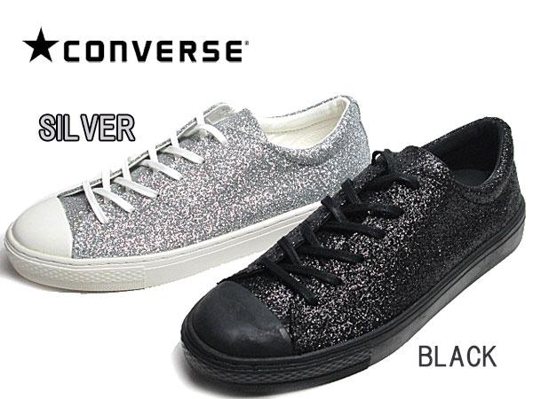 【あす楽】コンバース CONVERSE オールスター クップ グリッターマテリアル OX スニーカー レディース 靴