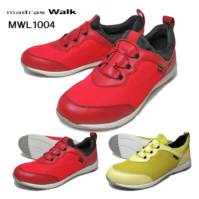 《SALE品につき返品交換不可》 《SALE品》 驚きの値段で 格安 価格でご提供いたします あす楽 マドラスウォーク madras Walk GORE-TEX レディース 靴 MWL1004 スリッポンシューズ