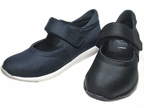 10%OFF GORE-TEXストレッチシリーズ 返品交換不可 あす楽 マドラスウォーク madras Walk 靴 レディース ワンストラップシューズ MWL1005